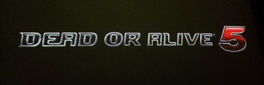 Dead or Alive 5 in lavorazione!