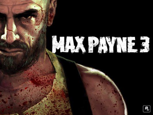 Il trailer di Max Payne 3