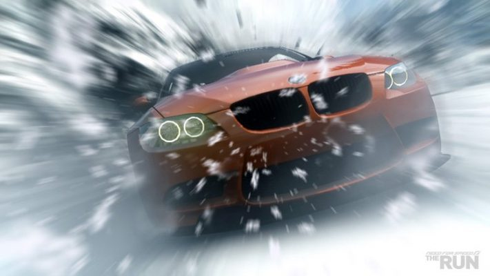 Un nuovo trailer per Need for Speed: The Run