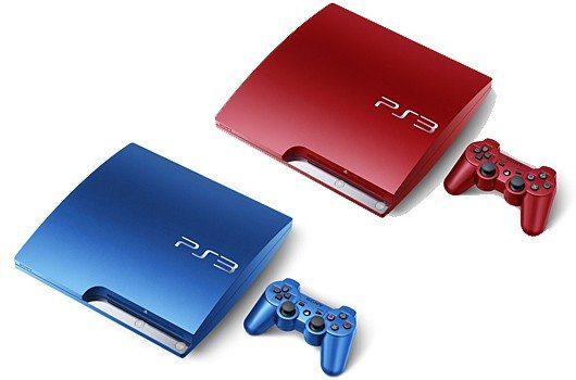 Due nuovi colori per la PS3