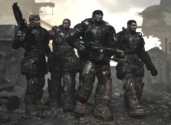 Gears of War 3…il cluckshot!