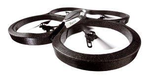 """Parrot Drone: si """"vola"""" anche con il sistema Android"""