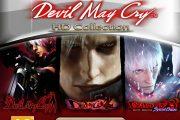 Annunciata la Devil May Cry Collection HD!