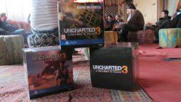 Anteprima Uncharted 3: grazie a Sony il sogno di 40 clienti GameStop diventà realtà!
