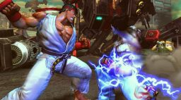 Data di uscita per Street Fighter X Tekken!