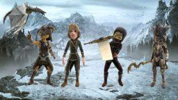 The Elder Scrolls: Skyrim – Avatars Launch Collection disponibile su Xbox Live