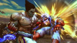 Tekken X Street Fighter? L'anno prossimo!