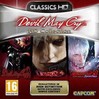 Una data di uscita per Devil May Cry: Collection HD!