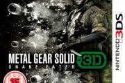 Metal Gear Solid: Snake Eater 3D – Demo in arrivo su eShop!