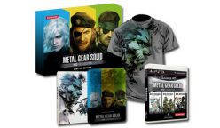 Metal Gear Solid: HD Collection – Limited Edition Review!