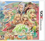 Rune Factory 4: annunciata la relase date giapponese