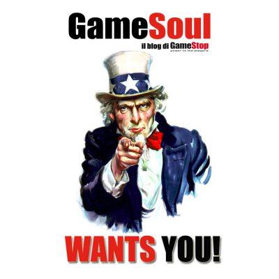 GameSoul cerca Redattori!