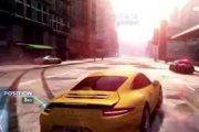 """Need for Speed: Most Wanted – Trailer """"Integrazione con Kinect"""""""