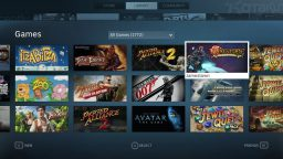 La beta di Big Picture di Steam è in arrivo
