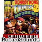 Retro Sounds: Donkey Kong Country 2 Diddy's Kong Quest (SNES)
