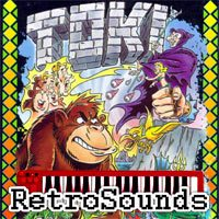 Retro Sounds: Toki (Amiga)