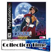 Collection Time – Lunar 2 Eternal Blue