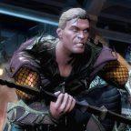 Injustice: Gods Among Us, la furia di Aquaman in un nuovo trailer