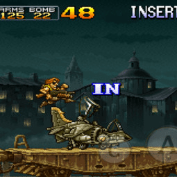 Metal Slug 2 arriva su Android e iOS