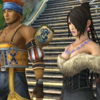 Final Fantasy X / X-2 HD Remaster è in dirittura di completamento