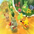 Pokémon Mystery Dungeon: I Portali sull'Infinito – Nuovi screenshot