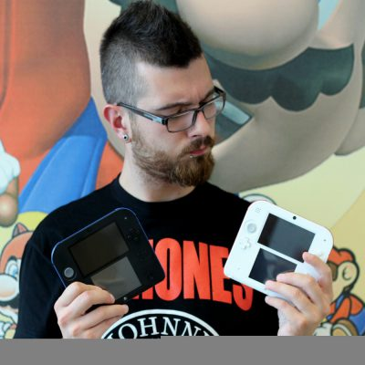 Nintendo 2DS – Prova