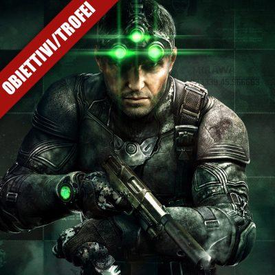 Splinter Cell Blacklist – Guida Obiettivi e Trofei I