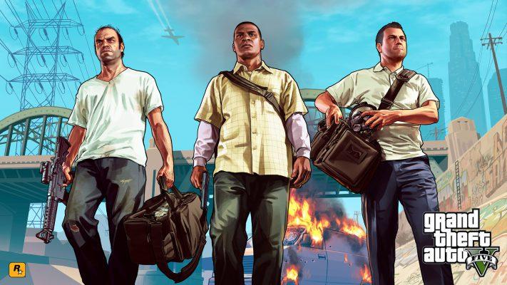 Grand Theft Auto V – La Recensione