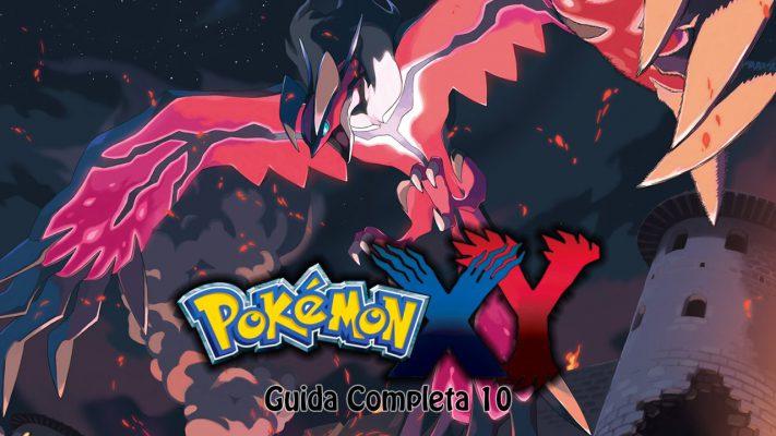 Pokémon X e Y – Guida Completa X