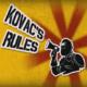 Video-corso di sopravvivenza: Kovac's Rules, Episodio 2