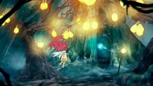 Child of Light: Un ospite speciale per il poster