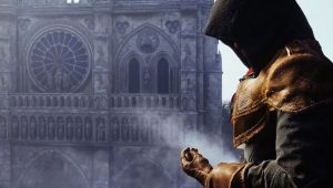 Assassin's Creed: Unity – la sala del trailer ricreata con l'UE 4