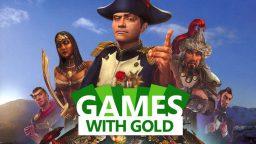 Ecco i Games with Gold di marzo!