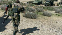 Metal Gear Solid V: The Phantom Pain – Video Gameplay Pre-E3
