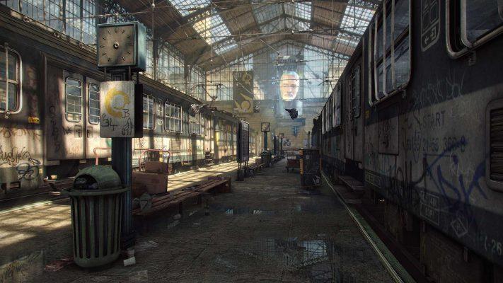 La splendida City 17 di Half Life 2 ricreata con l'Unreal Engine