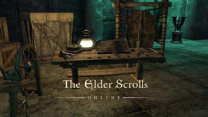 Elder Scrolls Online – Guida al Crafting