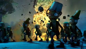 Plants Vs. Zombies Garden Warfare arriva su Playstation