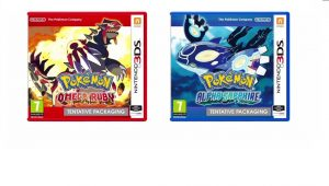 Annunciati Pokémon Omega Ruby e Pokémon Alpha Sapphire!