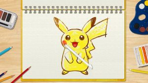 Annunciato Pokémon Art Academy
