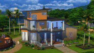 """The Sims 4: Uno sguardo alla """"Modalità Costruisci"""""""