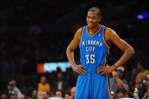 Annunciato NBA 2K15, Kevin Durant in copertina