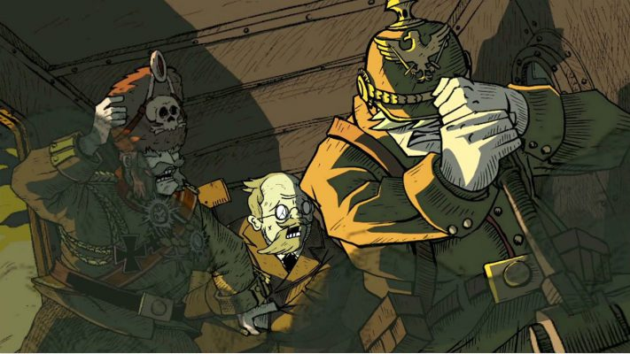 Valiant Hearts: The Great War – Hands On