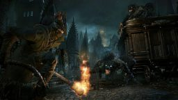 Bloodborne: video del gameplay a porte chiuse!