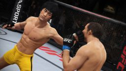 EA Sports UFC – Trailer con Bruce Lee