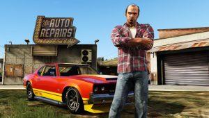 Grand Theft Auto V arriverà su PS4 in autunno!