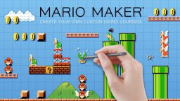 E3 2014 – Mario Maker – Hands On