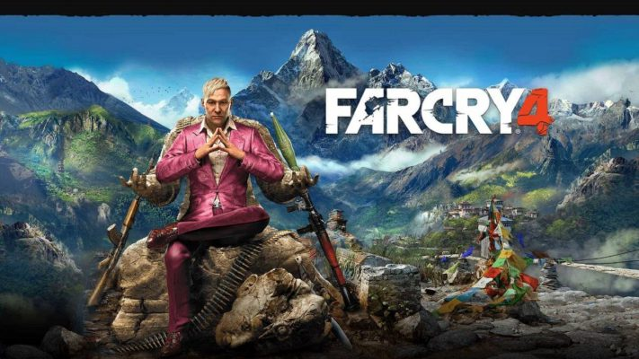 E3 2014 – FarCry 4 – hands On