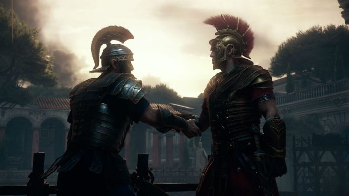 Ryse: Son of Rome in versione PC, Crytek punta tutto sui 4K