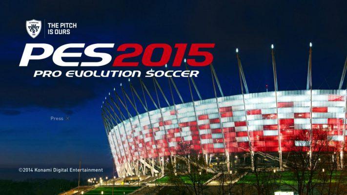 PES 2015 – Recensione