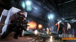 "Questione di ""Karma"" per Battlefield: Hardline"